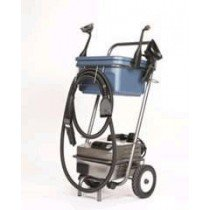 EuroSteam Commercial Steam Cleaning Cart